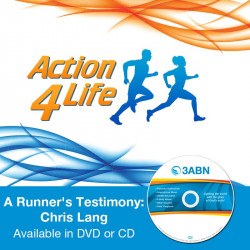 A Runner's Testimony: Chris Lang