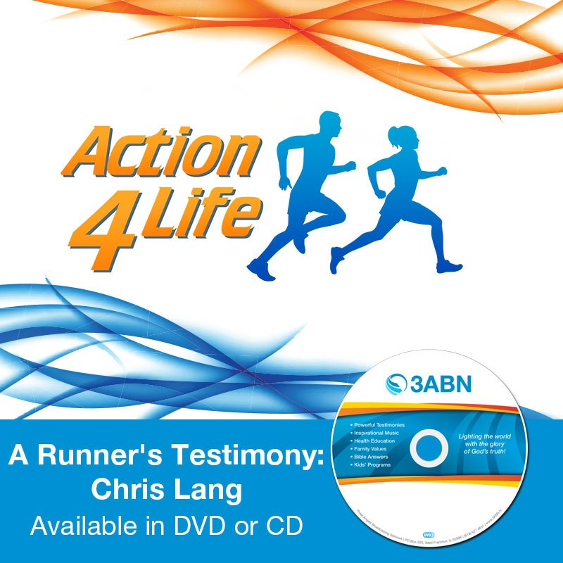 A Runner's Testimony: Chris Lang