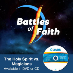 The Holy Spirit vs. Magicians