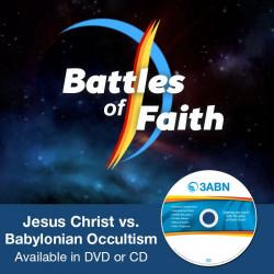 Jesus Christ vs. Babylonian Occultism