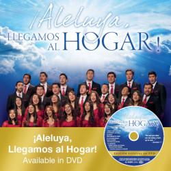 ¡Aleluya, Llegamos al Hogar! DVD