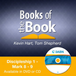 Discipleship 1 - Mark 8 - 9