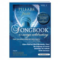 Pillars of Our Faith Songbook