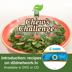 Introduction; recipes on d2dnetwork.tv