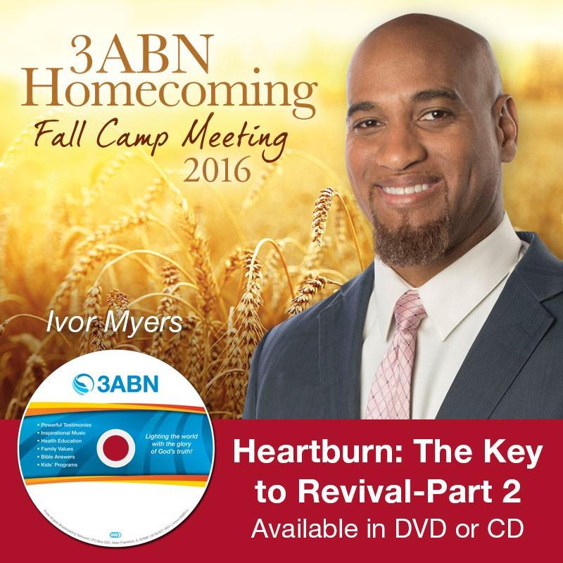 Heartburn: The Key to Survival, Part 2