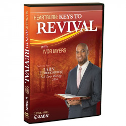 Heartburn: The Key to Revival DVD Set