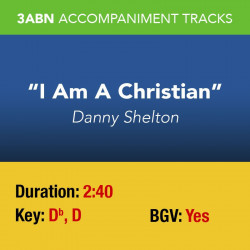 I Am A Christian - Performance Track