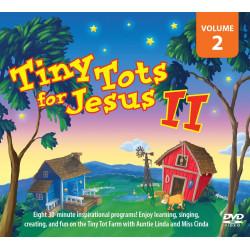 Tiny Tots for Jesus II – DVD VOL 2