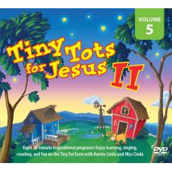 Tiny Tots for Jesus II – DVD VOL 5