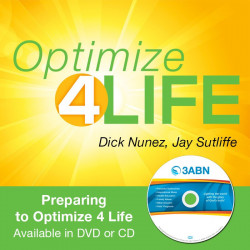 Preparing to Optimize 4 Life