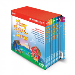 Tiny Tots 10 Volume DVD Set
