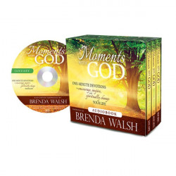 Moments with God Audio Book