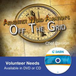 Volunteer Needs