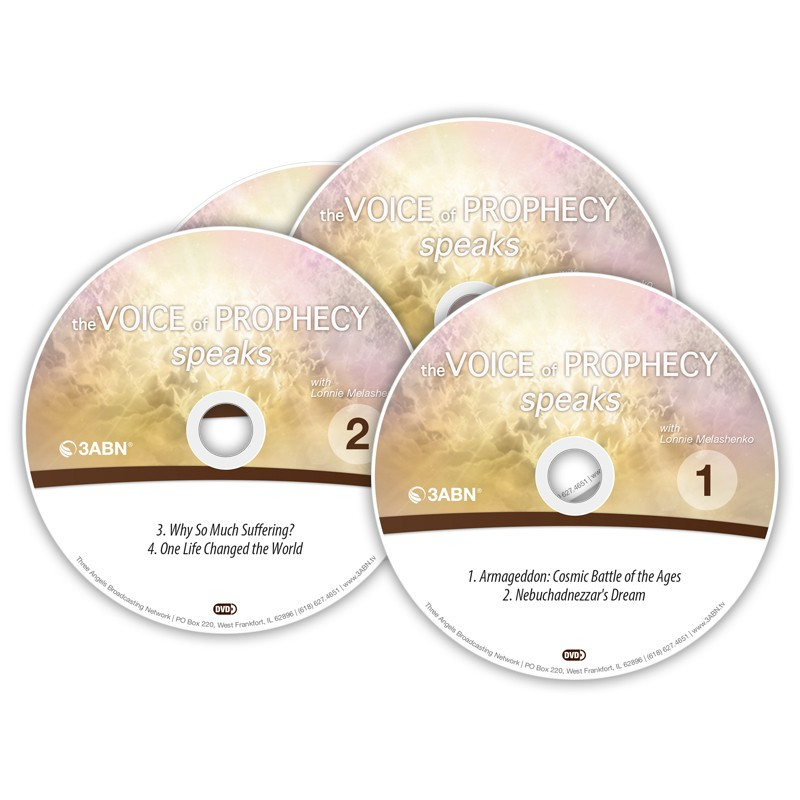 Voice of Prophecy Speaks DVD Set