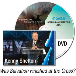 Was Salvation Finished at the Cross?
