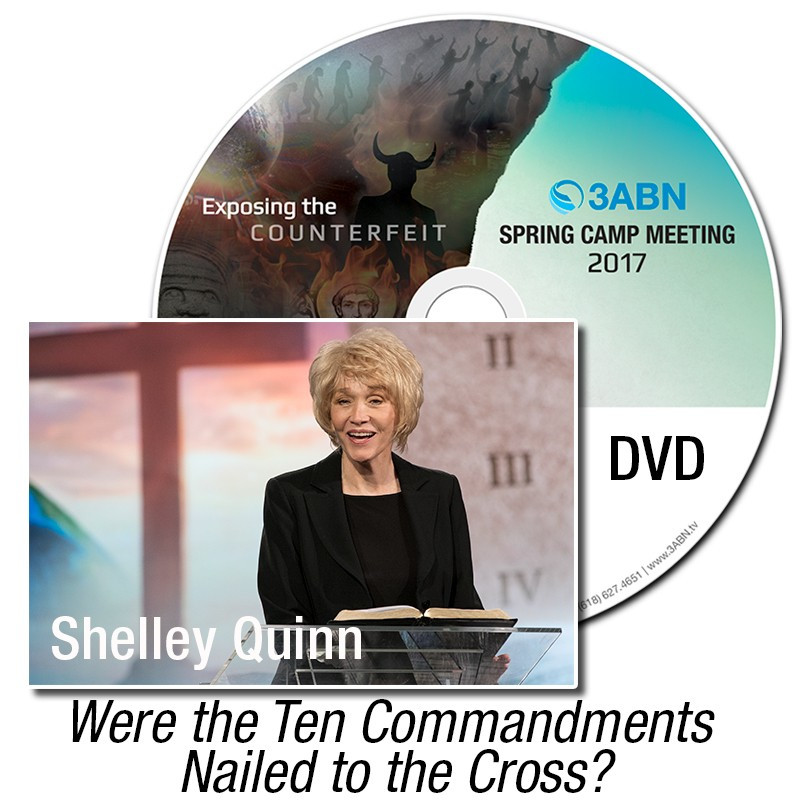 Were the Ten Commandments Nailed to the Cross?