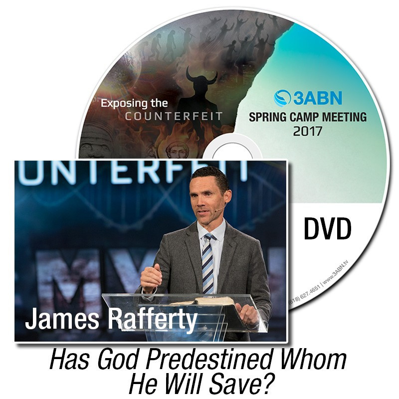 Has God Predestined Whom He Will Save?