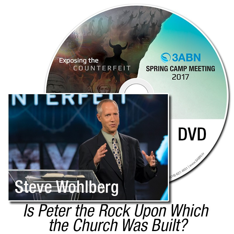 Is Peter the Rock Upon Which the Church Was Built?