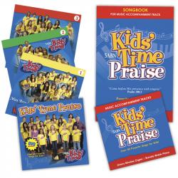 Kids' Time Praise Music Combo