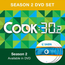 Cook:30 Season 2 DVD Set
