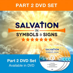 Salvation in Symbols and Signs Part 2 DVD Set
