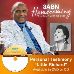 "Personal Testimony ""Little Richard"""