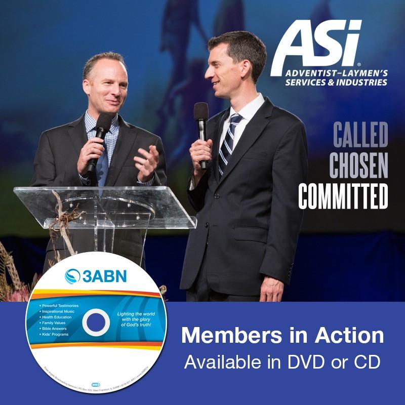ASI Members in Action