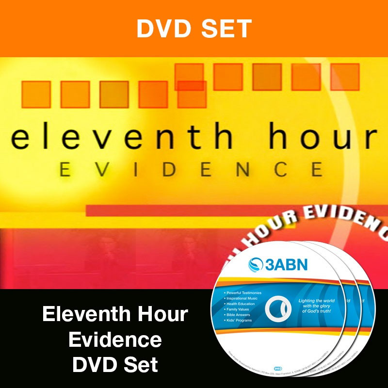 Eleventh Hour Evidence DVD Set