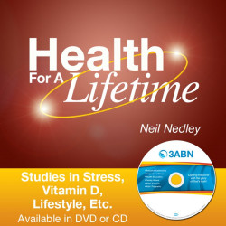Studies in Stress, Vitamin D, Lifestyle, Etc.