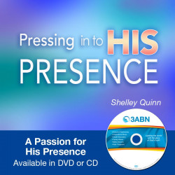 A Passion for His Presence