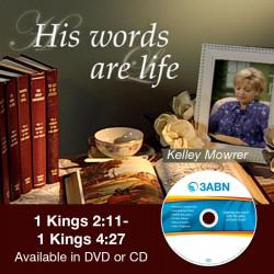 1 Kings 2:11-1 Kings 4:27
