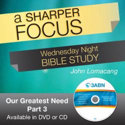 A Sharper Focus