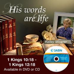 1Kings 10:18 - 1 Kings 12:18