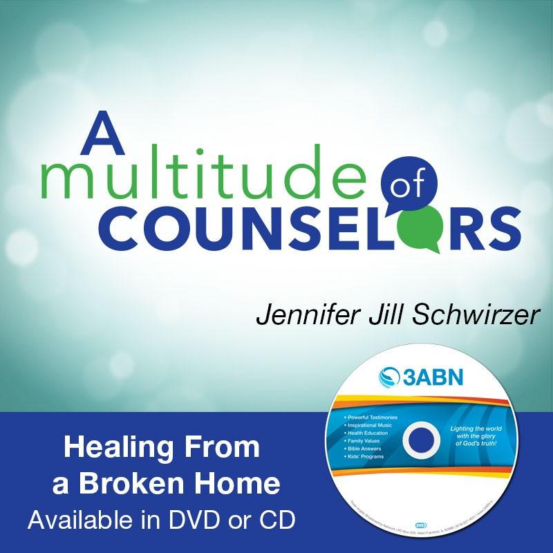 Healing From a Broken Home