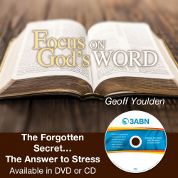 The Forgotten Secret… The Answer to Stress