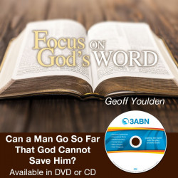 Can a Man Go So Far That God Cannot Save Him?