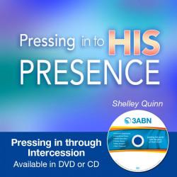 Pressing in through Intercession