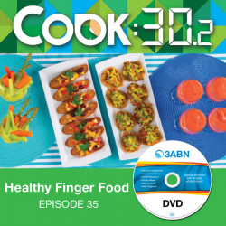 Healthy Finger Food - Ep 35