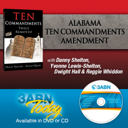 Alabama Ten Commandments...