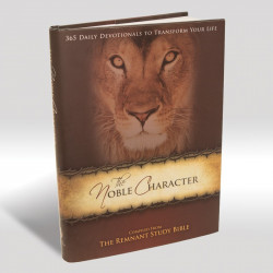 The Noble Character - Devotional