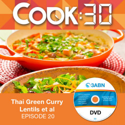 Thai Green Curry Lentils et...
