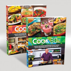 Cook:30 Cookbooks Special