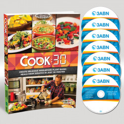 Cook:30.1 Cookbook & DVD...