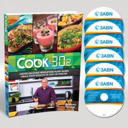 Cook:30.2 Cookbook & DVD...