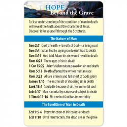 Hope Beyond the Grave Bible...