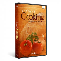 Delightful Cooking DVD Set