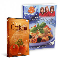 Delightful Cooking DVD Set...