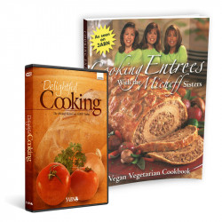 Delightful Cooking DVDs Set...