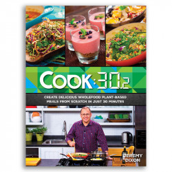 Cook:30.2 Season 2 Cookbook