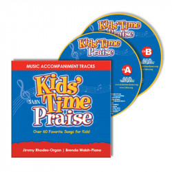 Kids Time Praise CD -...